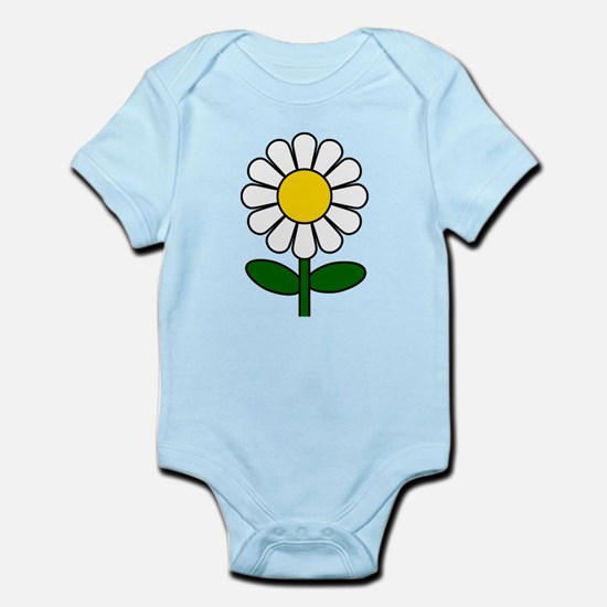 Daisy Flower Body Suit