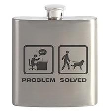 Estrela Mountain Dog Flask