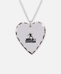 Javelin is my superpower Necklace