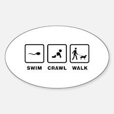 Chinook Sticker (Oval)