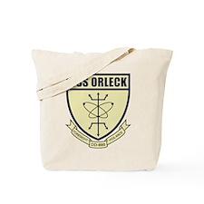 USS Orleck Logo Tote Bag