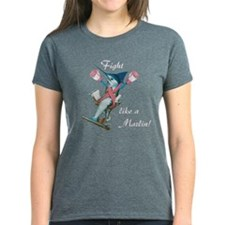 Fight Like A Marlin Tee