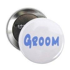 """Groom! 2.25"""" Button (10 pack)"""