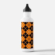 kindlesleeveorangeargy Water Bottle