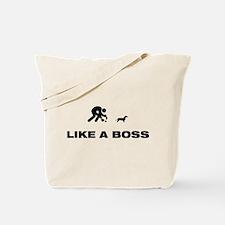 Dachshund Tote Bag