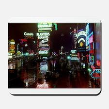 Times Square New York 1939 Mousepad