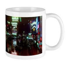 Times Square New York 1939 Mug