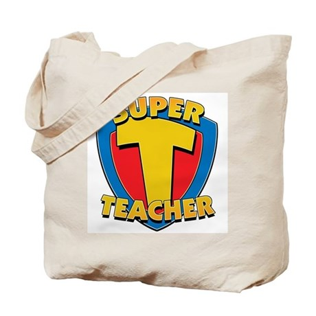 Super Teacher Tote Bag