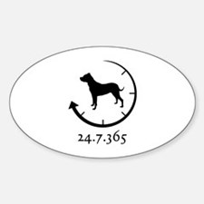 Dogo Argentino Decal