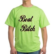 BOAT BITCH CENTERED T-Shirt