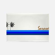 Sarasota, Florida Rectangle Magnet