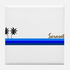 Sarasota, Florida Tile Coaster