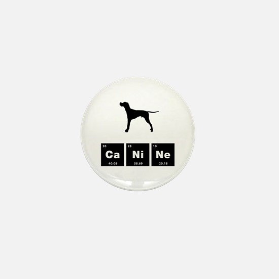 English Pointer Mini Button