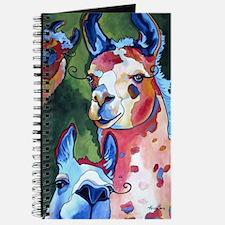 I'm in Llama Land Journal
