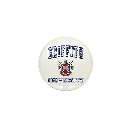 GRIFFITH University Mini Button