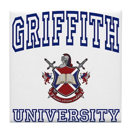 GRIFFITH University Tile Coaster