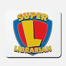 Super Librarian Mousepad