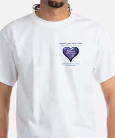 Pleiadian Purple Heart Shirt