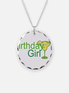 Birthday Girl margarita Necklace