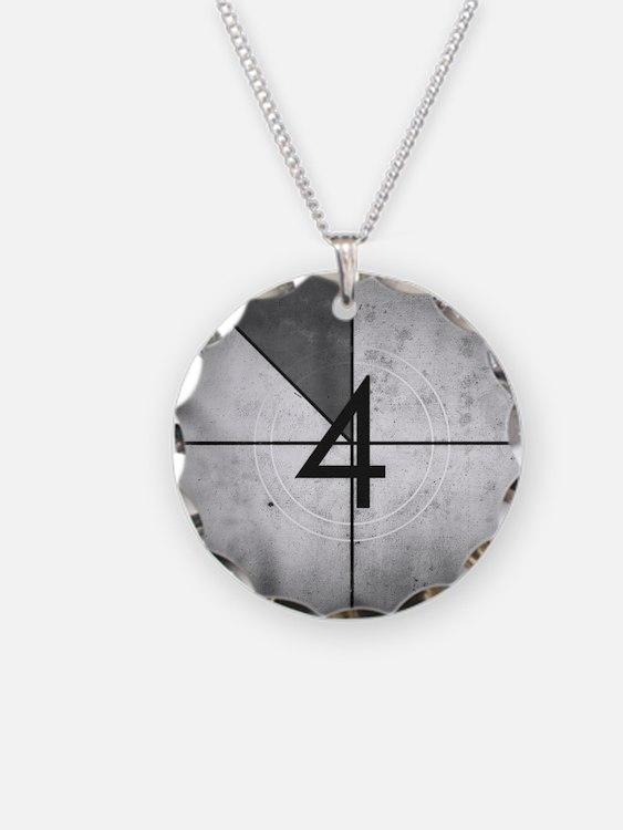 Grunge Countdown  Necklace