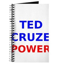 Ted Cruze Power Journal