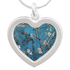 Blossoming Almond Tree 1890 Necklaces