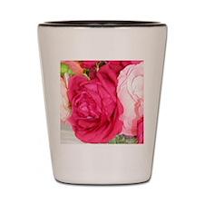 MN_Make_Mine_Pink_Roses_1 Shot Glass