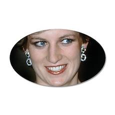 Stunning! HRH Princess Diana Wall Sticker