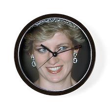 Stunning! HRH Princess Diana Wall Clock