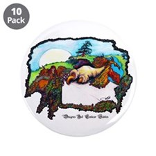 "Dragons And Centaurs 3.5"" Button (10 pack)"