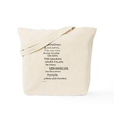 Cute Happy Tote Bag