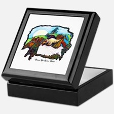 Dragon And Centaur Fairy Keepsake Box