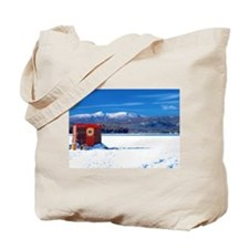 JAN 2007 Ice House Tote Bag