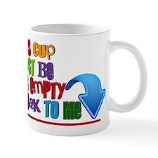 Empty Cup Mug