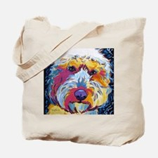 Sunshine The Doodle Tote Bag
