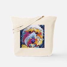 Sunshine The Doodle Tote Bag