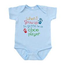 Future Oboe Player Infant Bodysuit