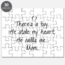 There's a boy Puzzle