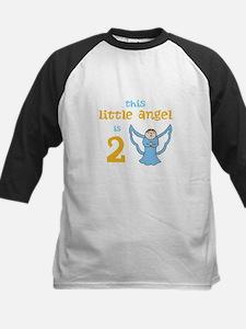 little angel custom age Baseball Jersey