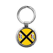 Mitt Romney  Paul Ryan Express 2012 Round Keychain