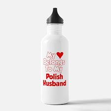 My Heart belongs To My Water Bottle