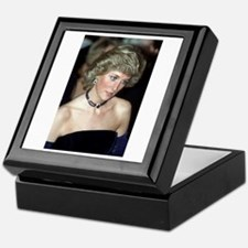 Stunning! Princess Diana Keepsake Box