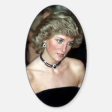 Stunning! Princess Diana Decal