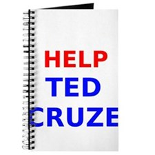 Help Ted Cruze Journal