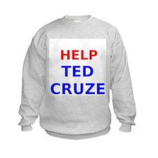 Help Ted Cruze Sweatshirt