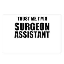 Trust Me, Im A Surgeon Assistant Postcards (Packag