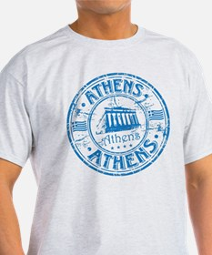 Athens Stamp T-Shirt