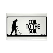 Coil to the soil Magnets