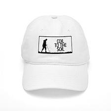 Coil to the soil Baseball Cap