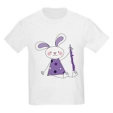 Oboe Music Bunny T-Shirt